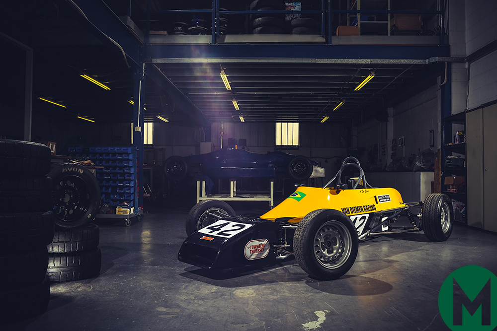 Senna Van Diemen RF81