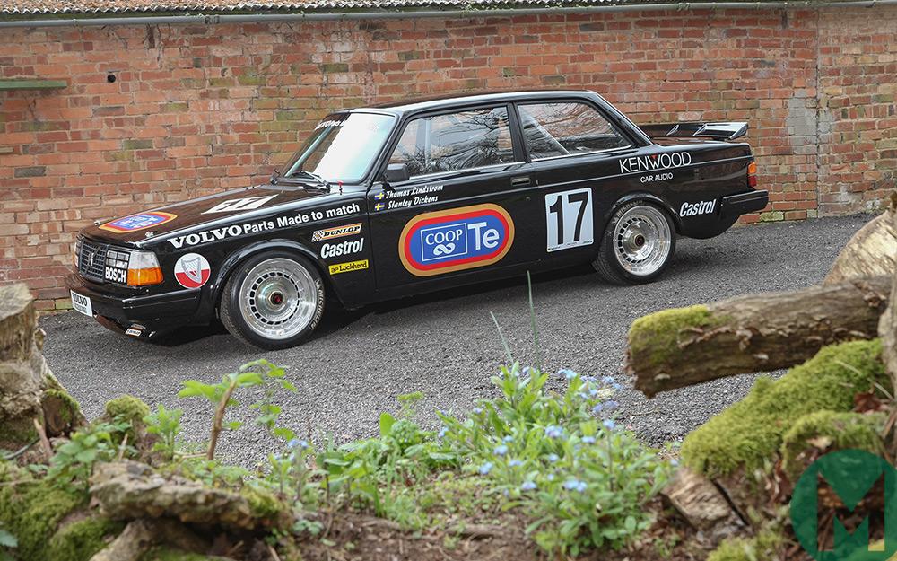 Gallery: ETCC Volvo 240 Turbo restoration   Motor Sport Magazine