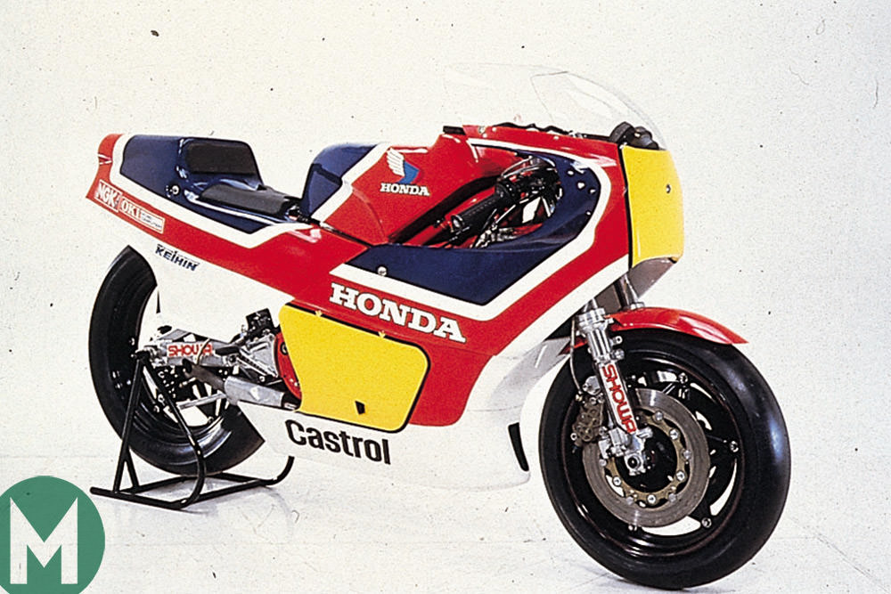 Honda NS500 (Photo: HRC)