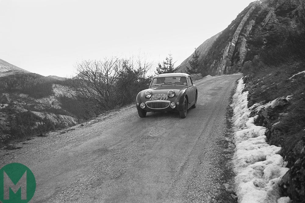 1959 Monte Carlo Rally