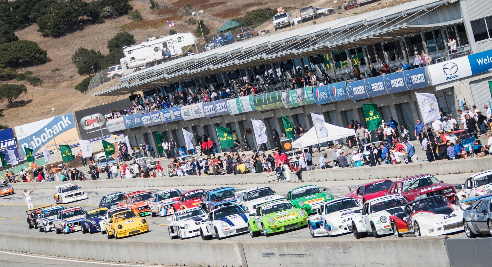 BMW and Can-Am celebrated at Monterey   Motor Sport Magazine