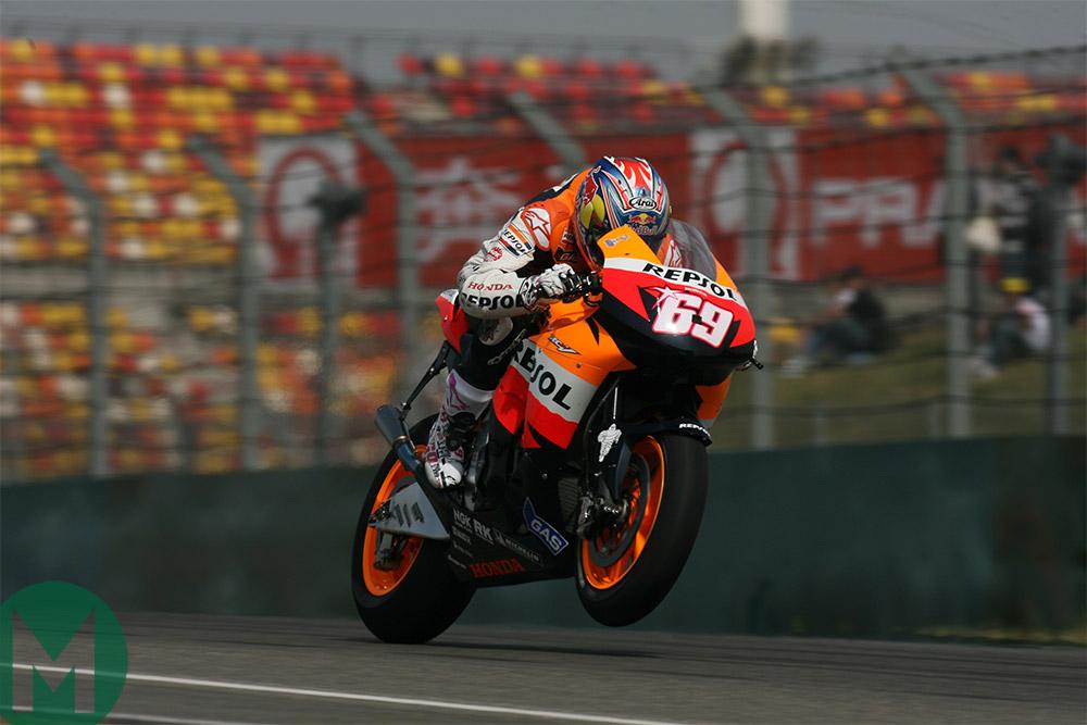 Nicky Hayden MotoGP 2008