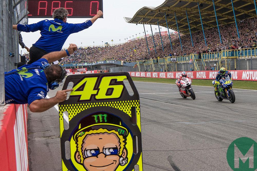 2015 MotoGP Assen Valentino Rossi
