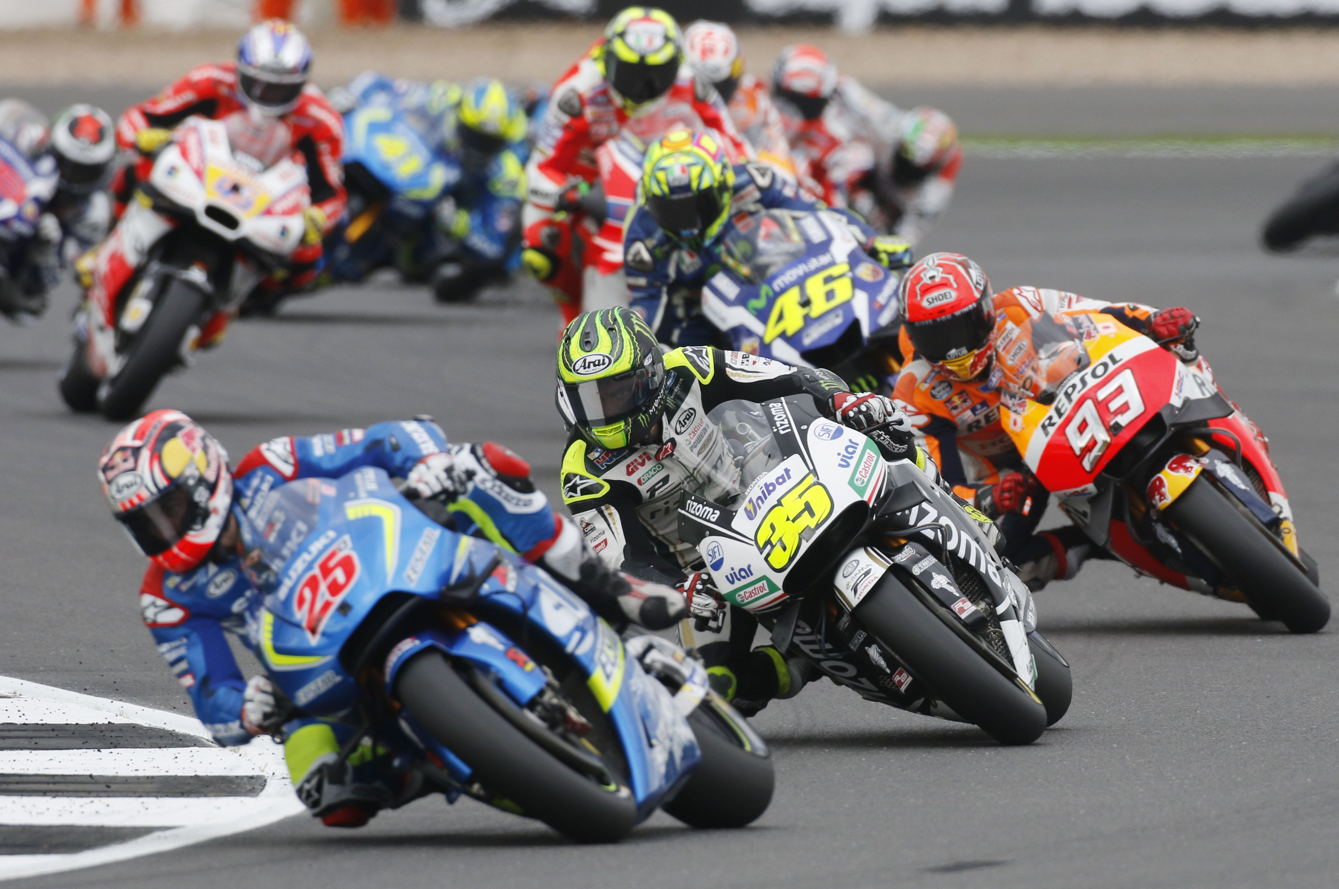 MotoGP Machines Return to the Track on Wednesday ... |Motogp