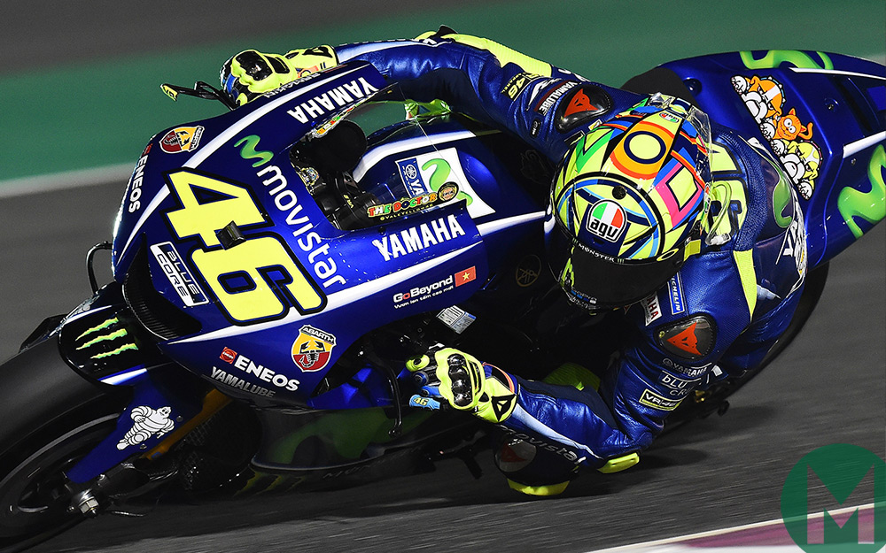 Why Rossi Must Reinvent Himself Once Again Motor Sport