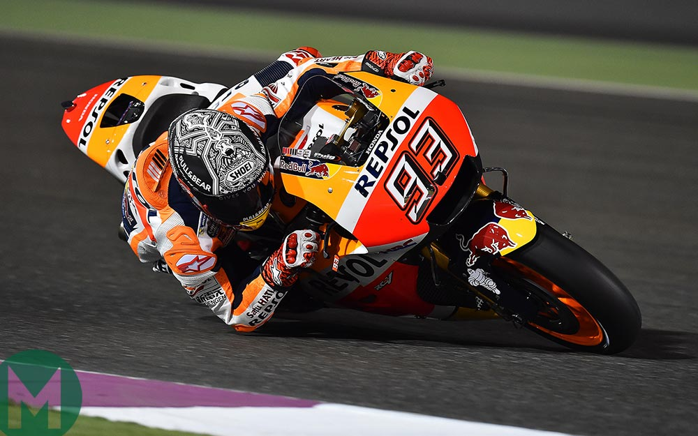Motorcycling-MotoGP's Maverick poses a new challenge for Marquez