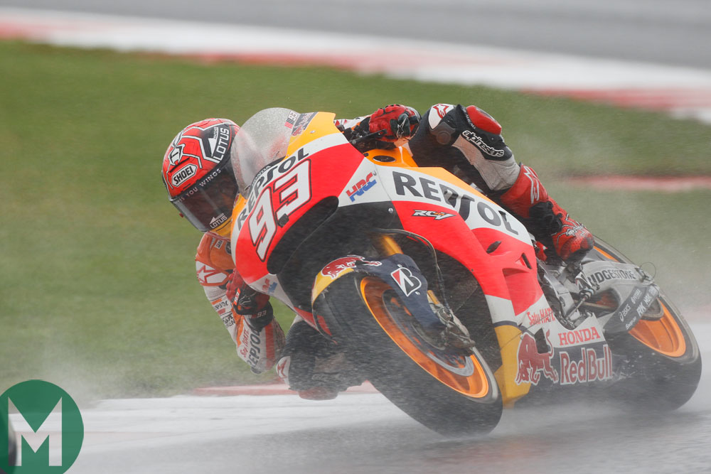 Marc Márquez 2015 British Grand Prix