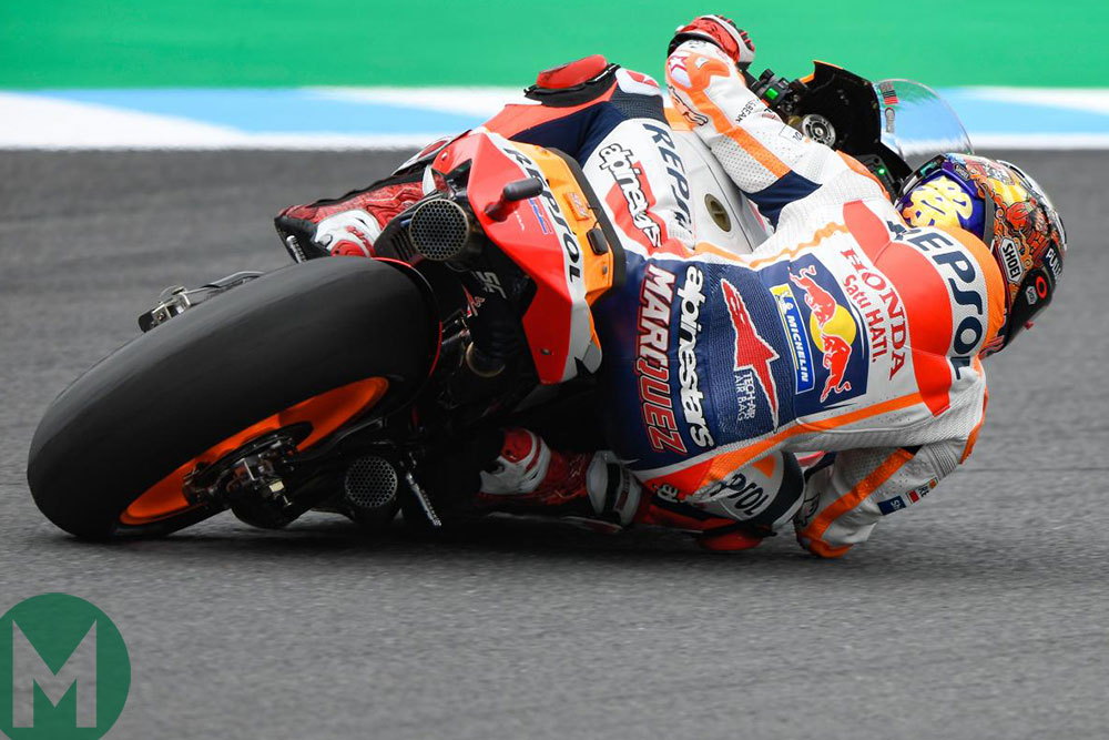 Marc Márquez 2018 Japan