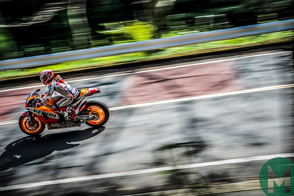 Marc Márquez, Hakone Japan 2018