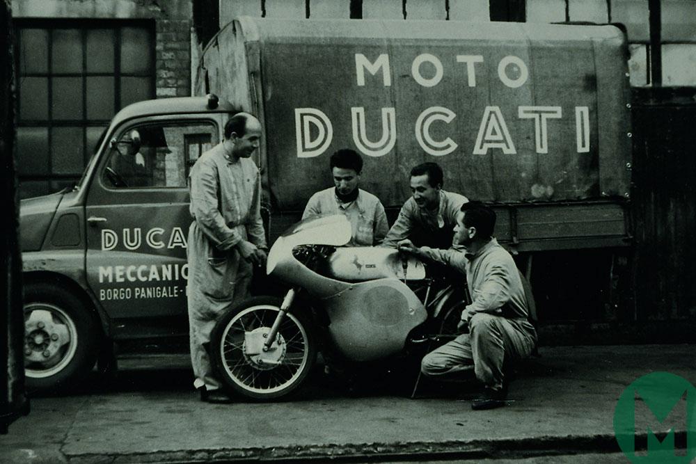 Ducati half century