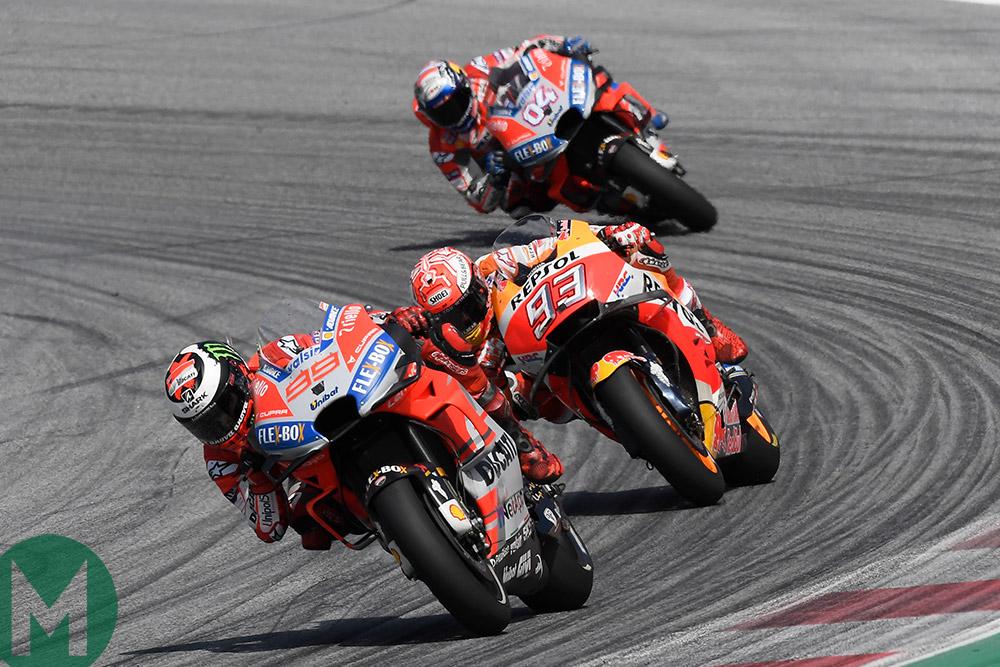 MotoGP 2018 season victory of the year