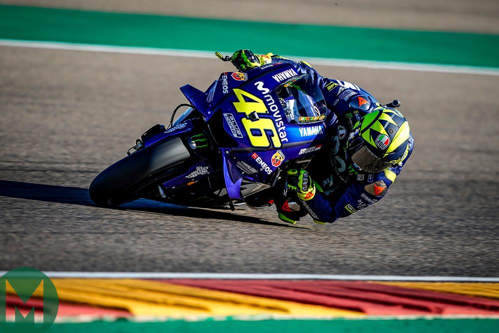Valentino Rossi image Yamaha MotoGP 2018