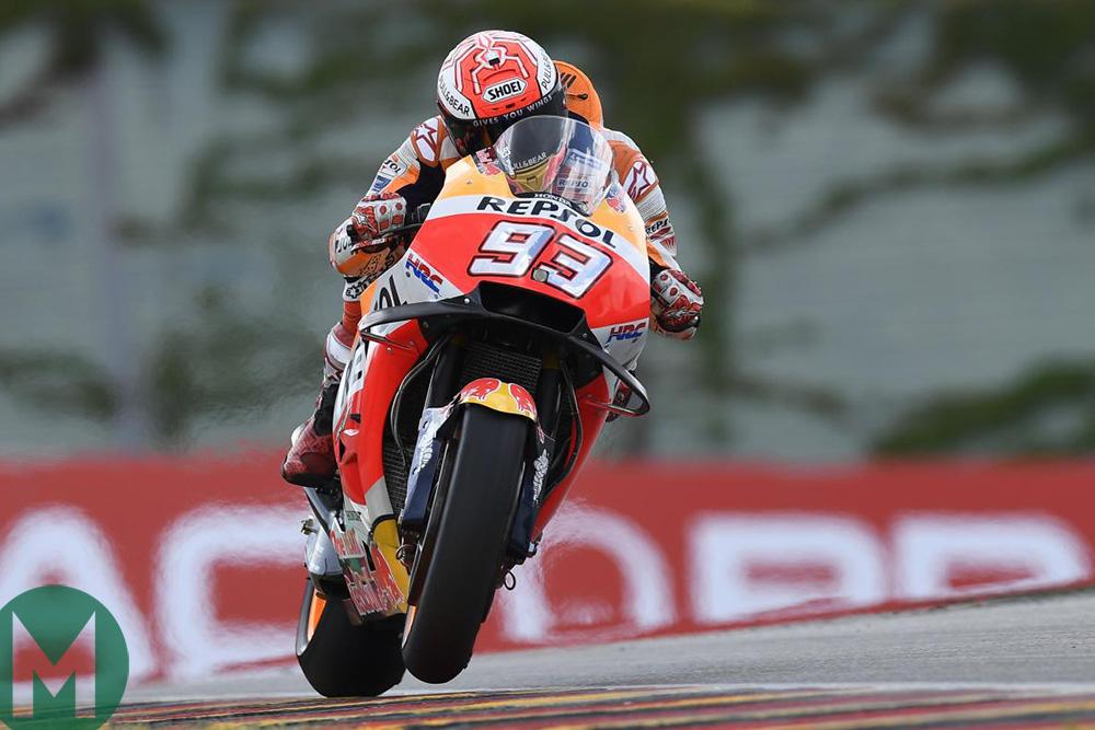 Marquez German MotoGP 2018