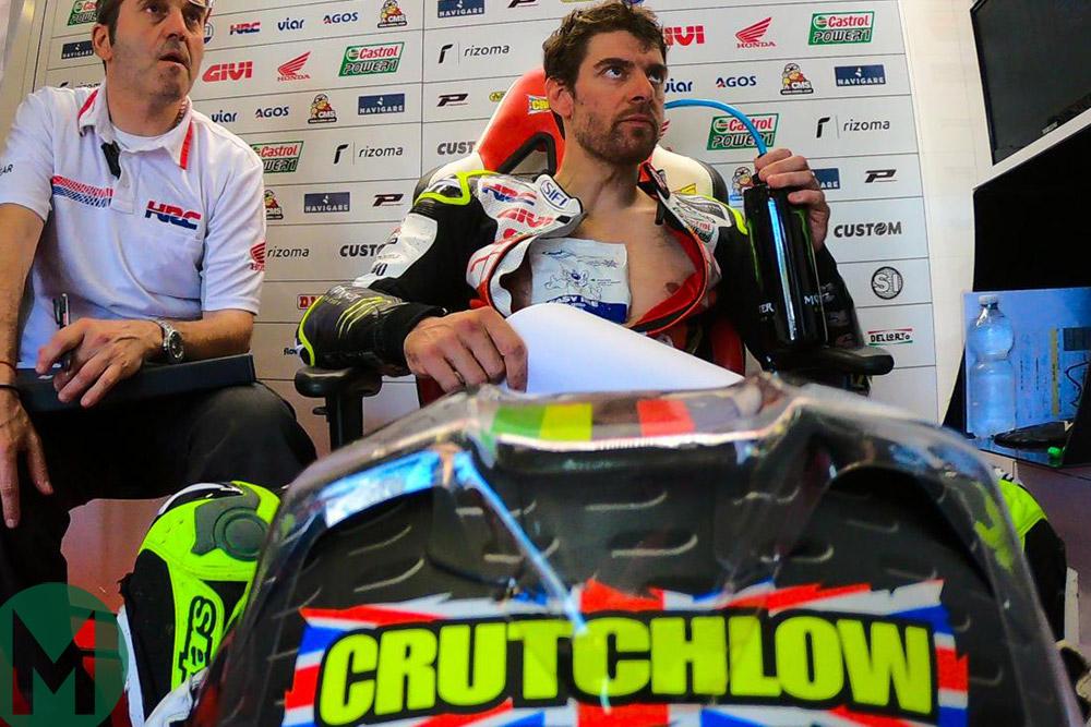 Cal Crutchlow MotoGP 2018