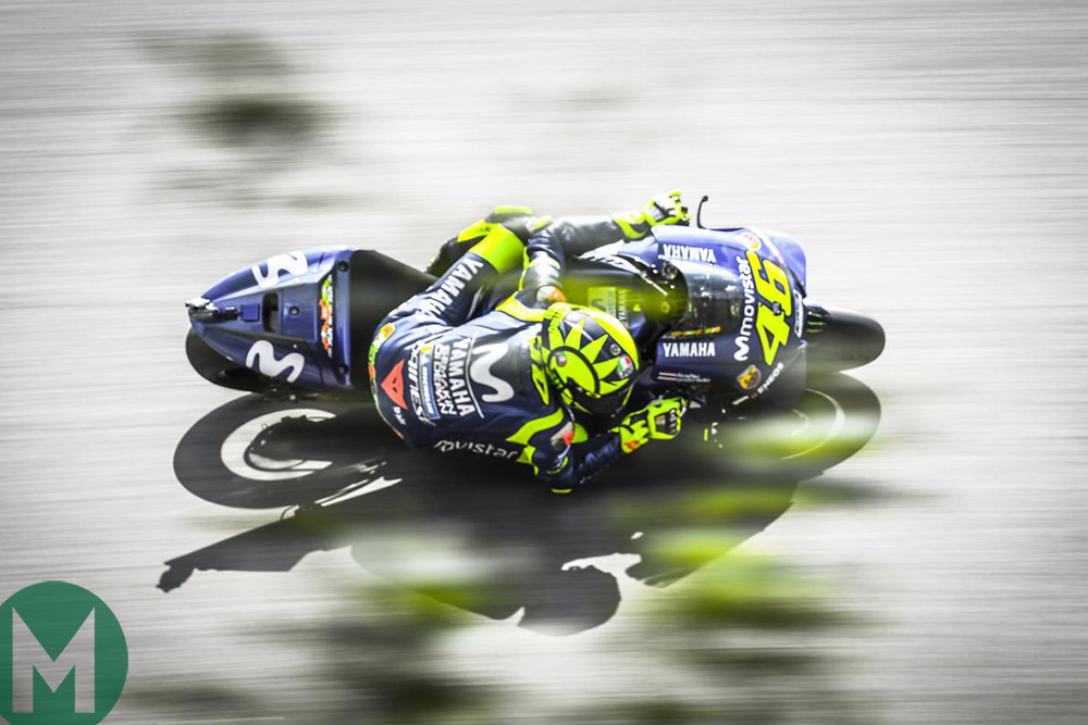 Rossi MotoGP Germany 2018 Photo: MotoGP