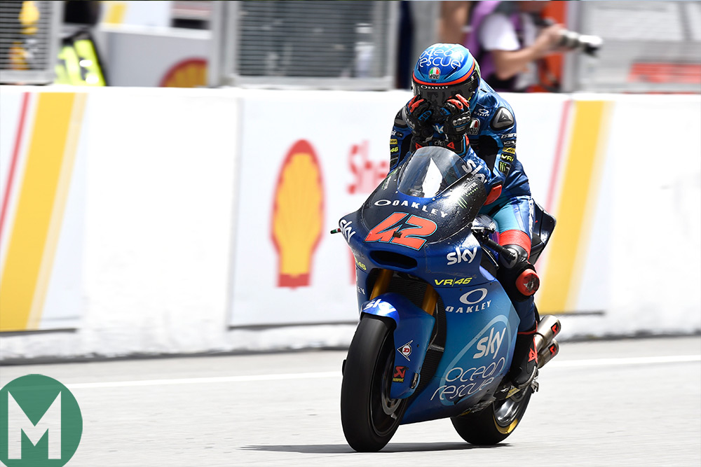 Bagnaia becomes world champion