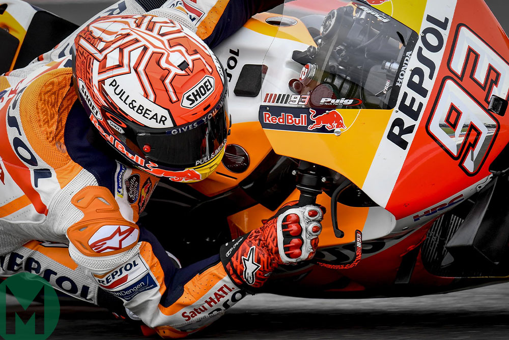 Is Márquez unstoppable?