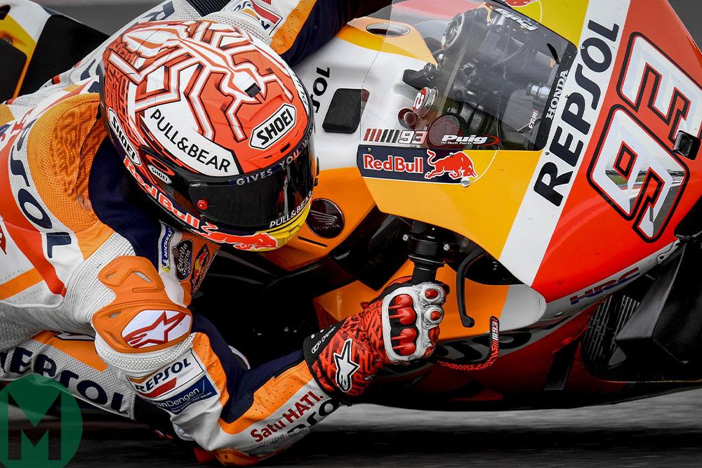 Marc Márquez MotoGP Argentina 2019