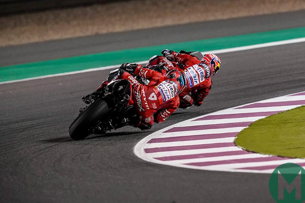 Ducati pair 2019