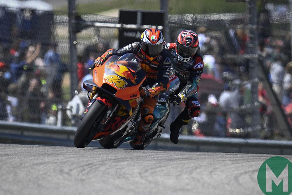 Pol Espargaró KTM MotoGP COTA 2019