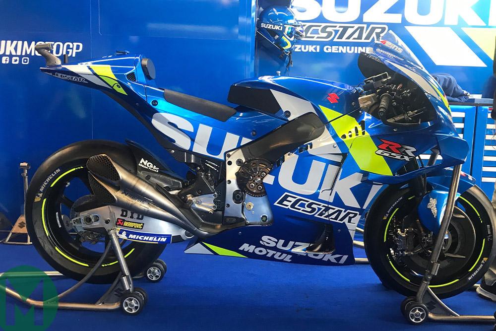 GSX RR 2019 MotoGP