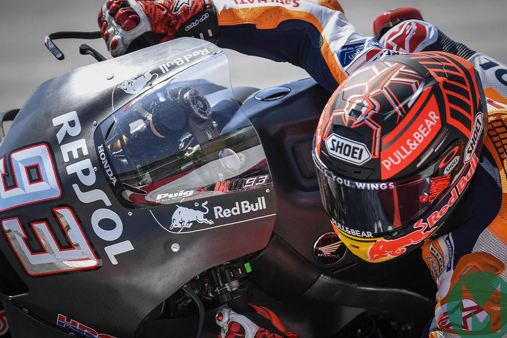 Marc Marquez 2019 MotoGP testing