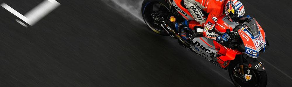 andrea Dovizioso MotoGP 2018
