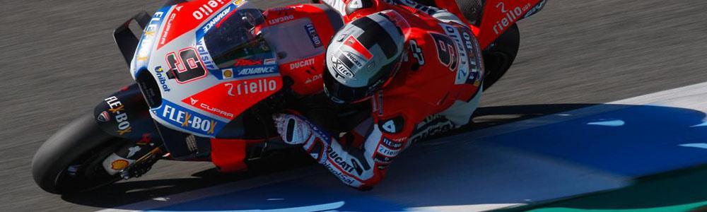 Danilo Petrucci MotoGP 2018