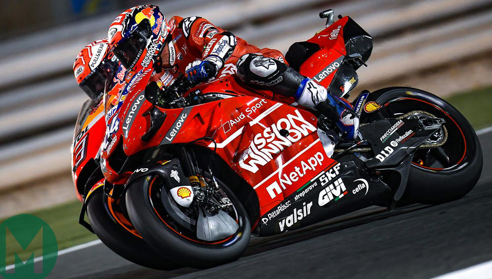 Will Ducati and Dovi be axed from Qatar MotoGP results?