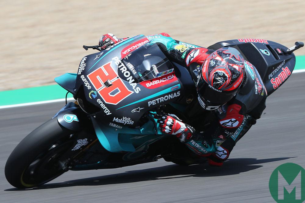 Fabio Quartararo MotoGP Jerez 2019