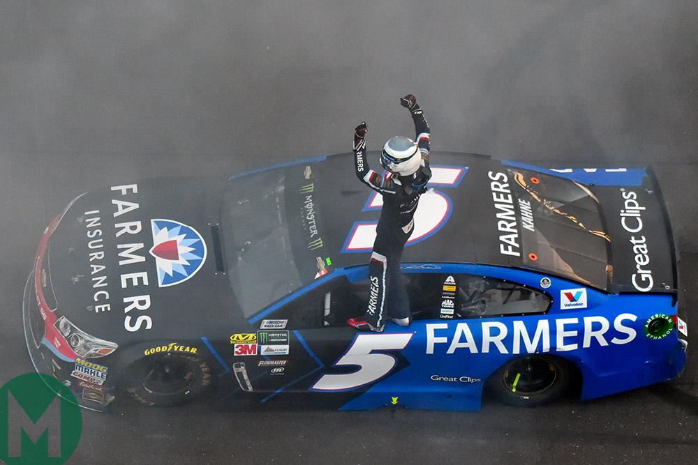 Kasey Kahne 2017 Indy NASCAR