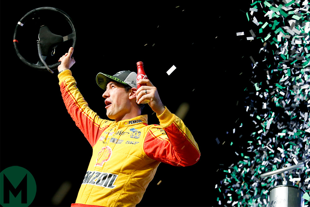 NASCAR's controversial Cup champion