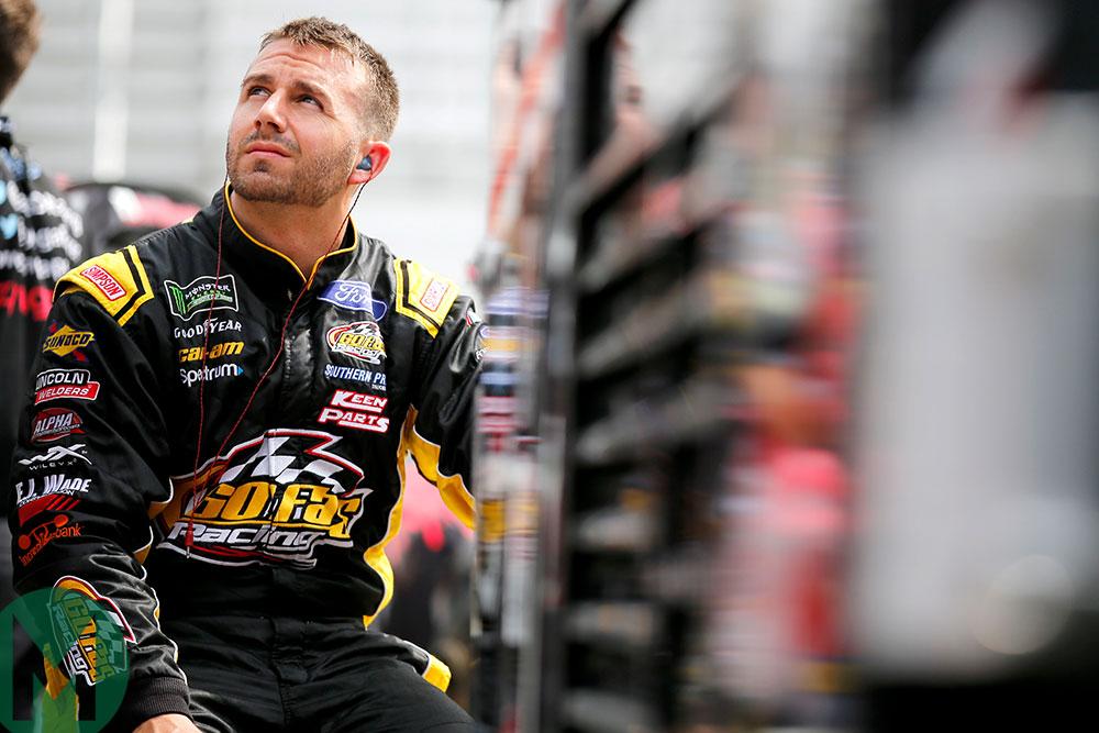 Matt DiBenedetto NASCAR Bristol 20198