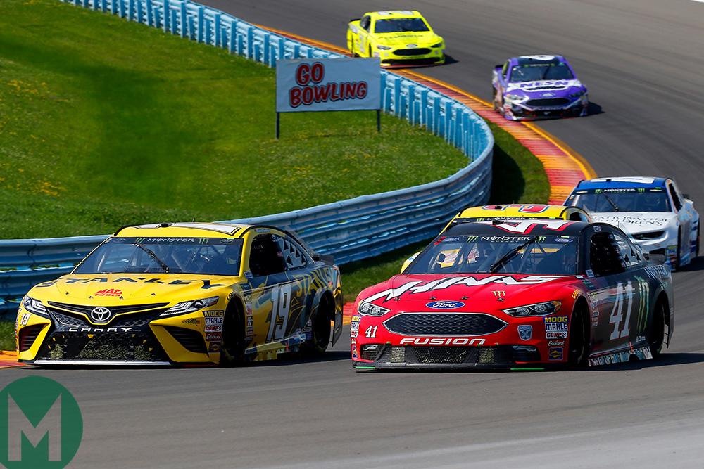 NASCAR Watkins Glen 2018