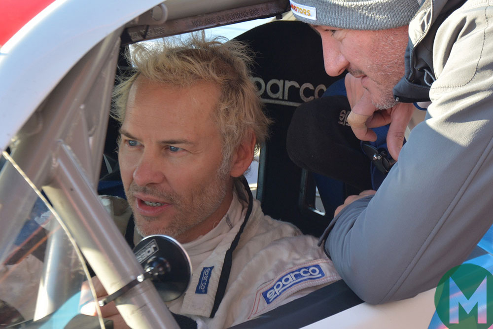 Jacques Villeneuve to race in Euro NASCAR