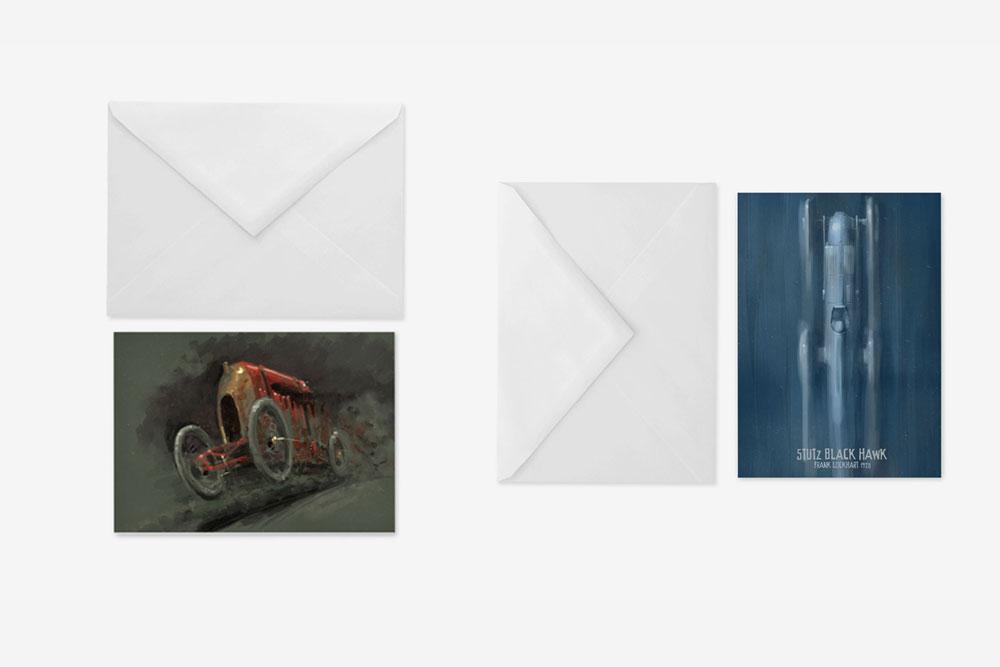 Stefan Marjoram greeting cards