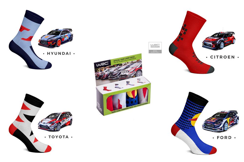 WRC socks