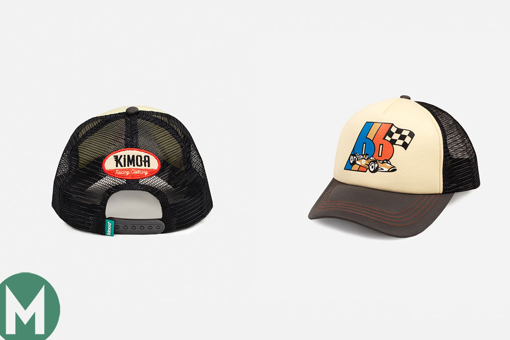 KIMOA IndyCar hat