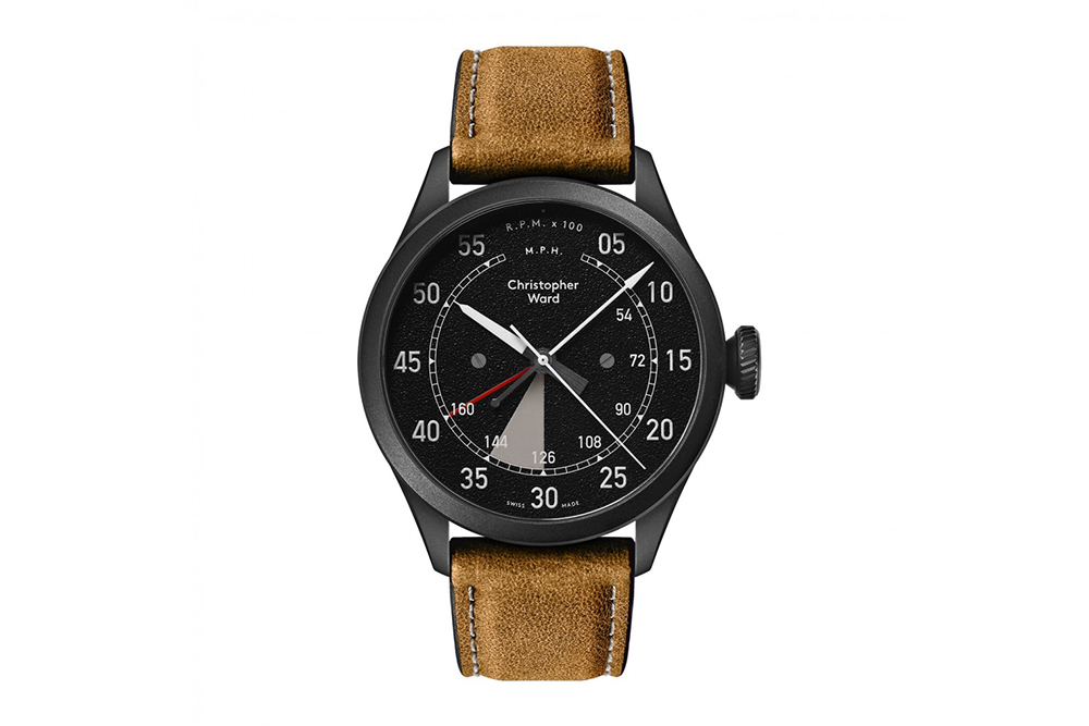 Christopher Ward C8 Birkin's Blower watch