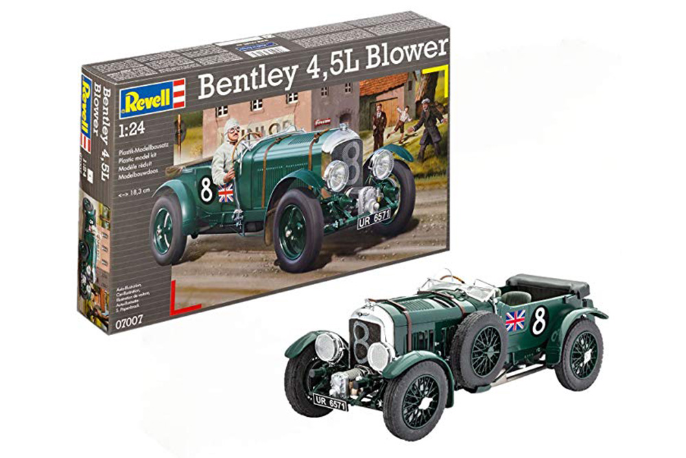Bentley 4.5l Blower