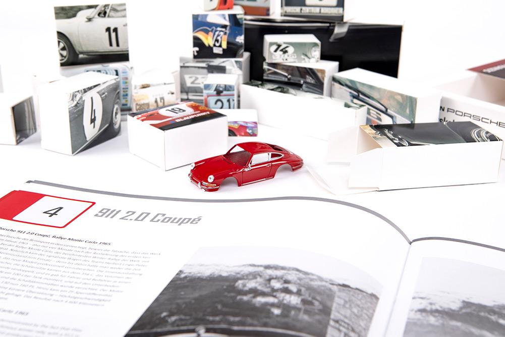 Porsche's redesigned the advent calendar