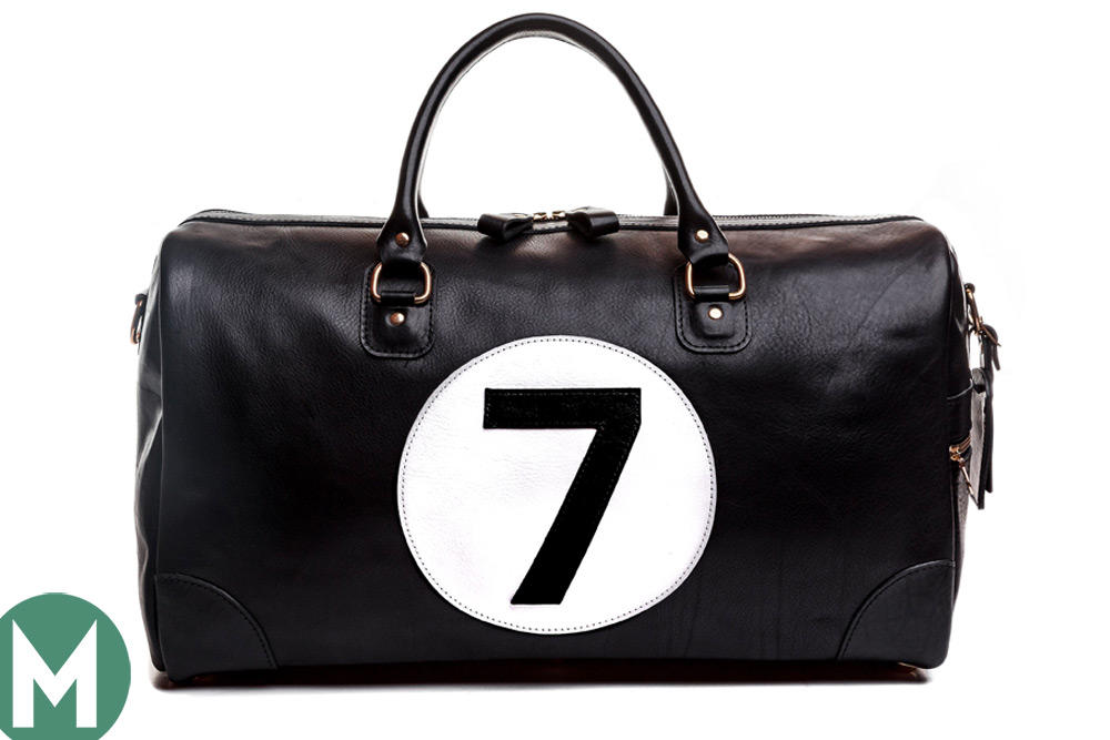 Sir Stirling Moss tribute holdall