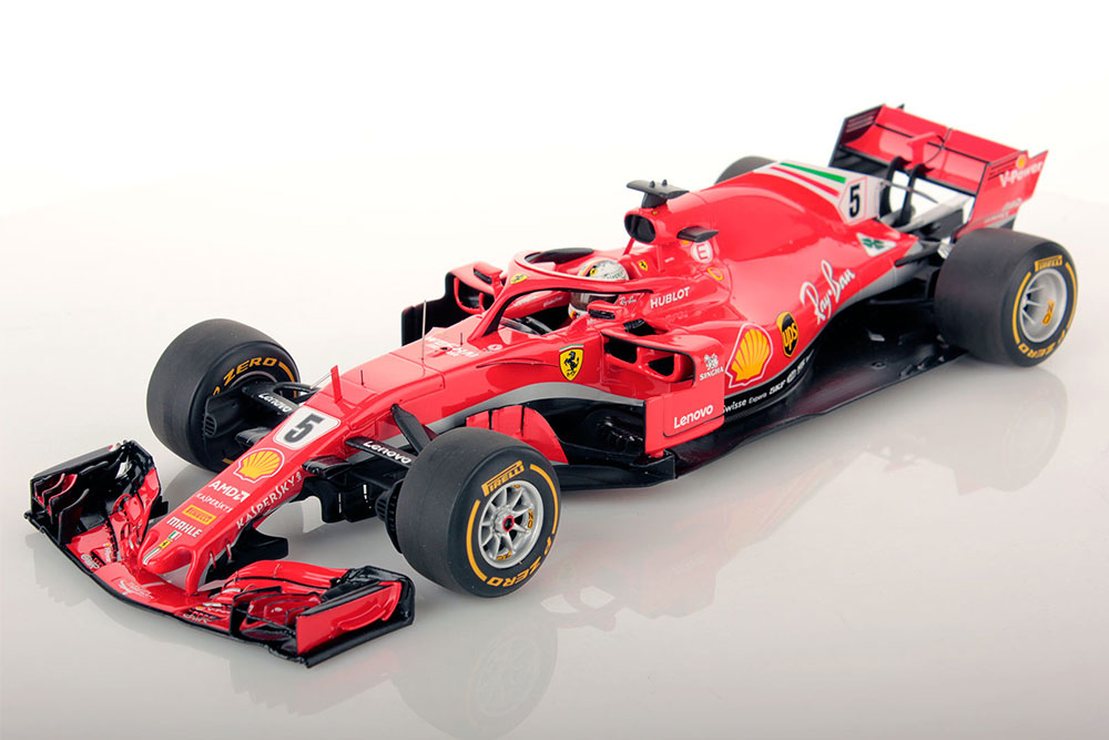 Looksmart Ferrari SF71H model kit