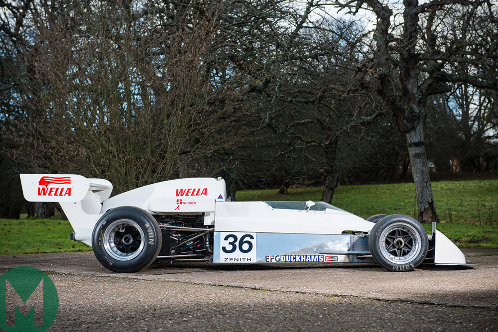 Gallery: Ex-Tony Trimmer Lola F2