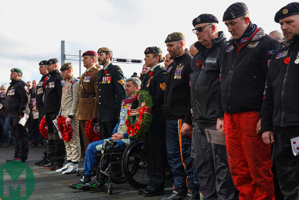 2018 Remembrance Day, Anglesey, RoR 2018