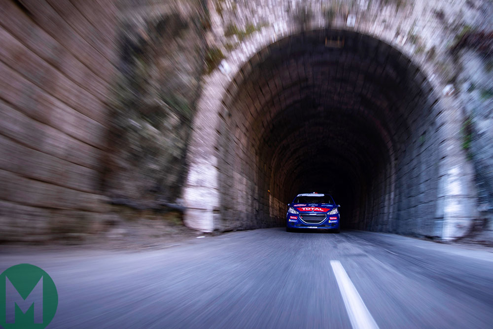 WRC MonteCarlo Peugeot