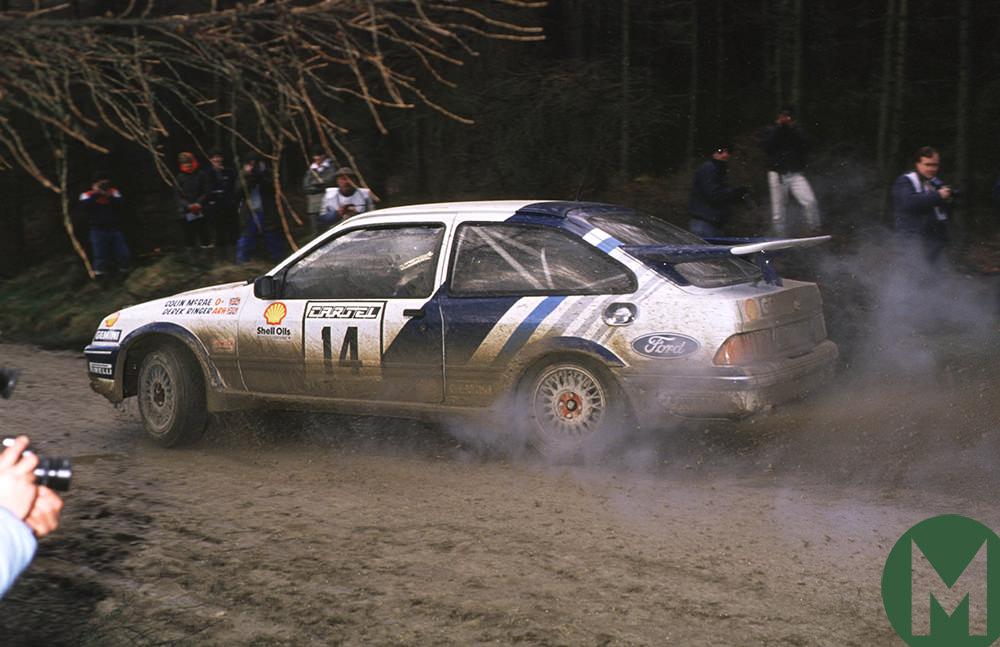 Colin McRae in 1989