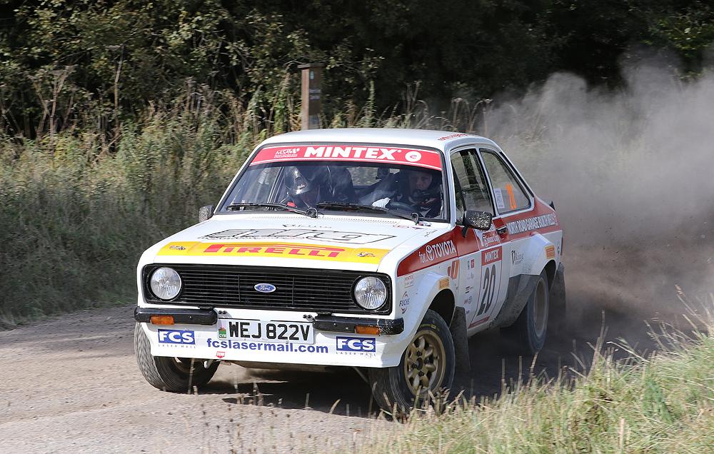 Pritchard seals British Historic Rally title   Motor Sport Magazine