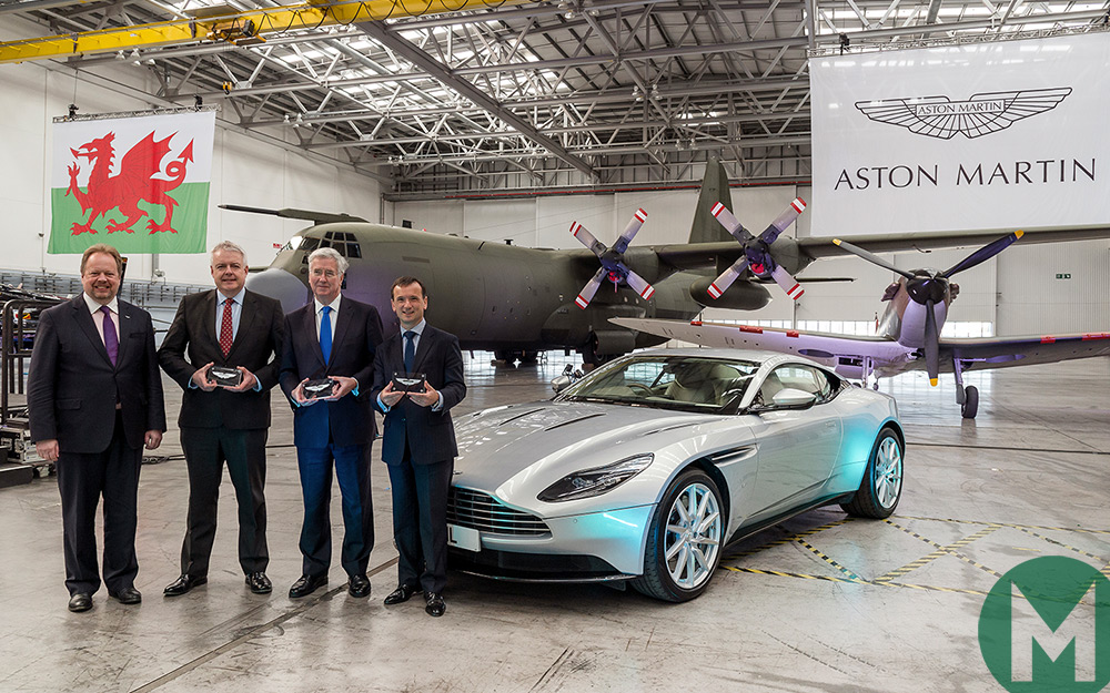 Aston Martin: Made in Wales | Motor Sport Magazine