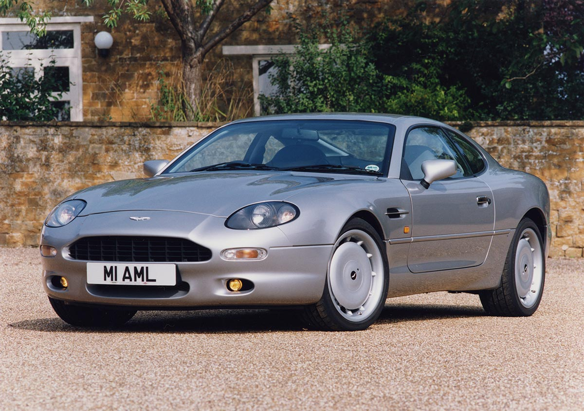 The Jaguar That Became An Aston Martin Motor Sport Magazine